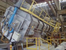 fours fusion maintien aluminium